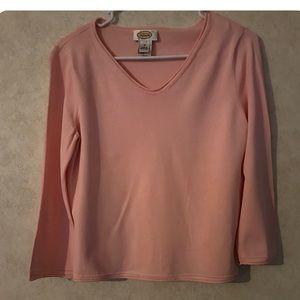 Talbots Top Soft Pink